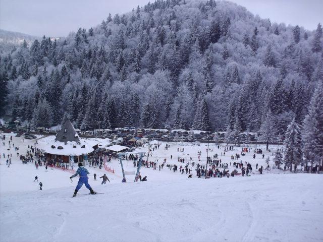 Sarbatoare de 1 decembrie in Cavnic